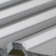 Trapéz lemezek, alumínium trapézlemez